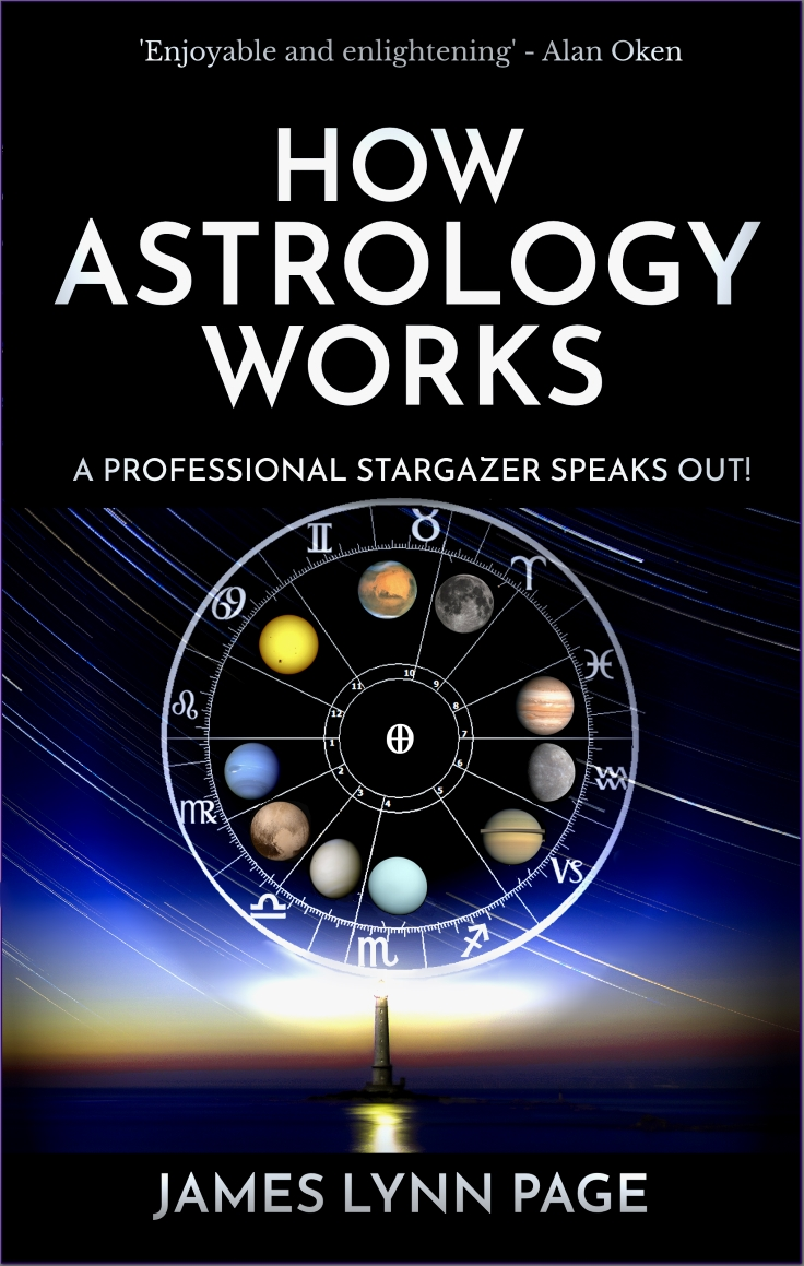 How Astrology Works by James Lynn Page – A Free Chapter