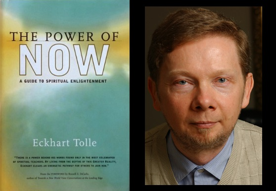 Eckhart Tolle's The Power Of Now – A Review, by James Lynn Page