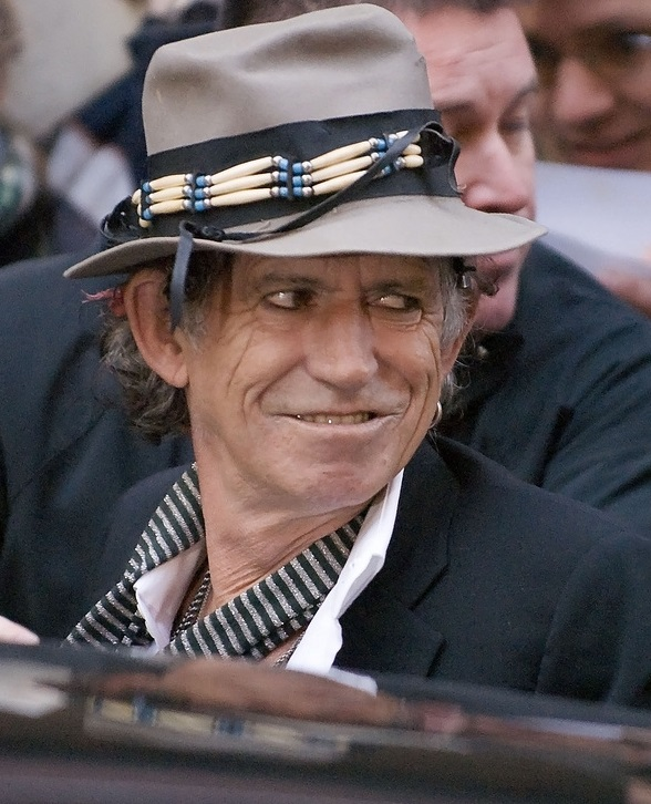 Keith Richards' Horoscope –  What is He Really Like?