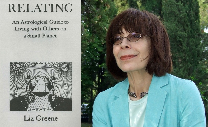 Is this the best Astrology book ever? A review of Liz Greene's 'Relating'
