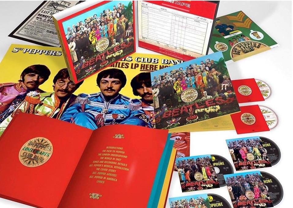 The Recording of Sgt. Pepper – The Top Ten Secrets